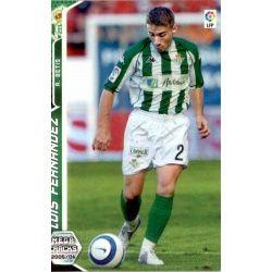 Luis Fernandez Betis 79 Megacracks 2005-06