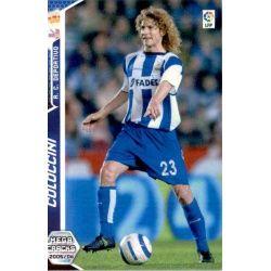 Coloccini Deportivo Coruña 131 Megacracks 2005-06