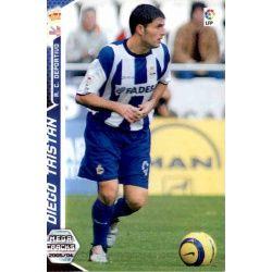 Diego Tristan Deportivo Coruña 143 Megacracks 2005-06