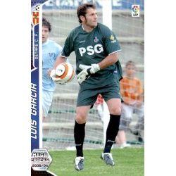 Luis Garcia Getafe 164 Megacracks 2005-06