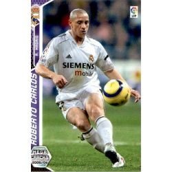 Roberto Carlos Real Madrid 187 Megacracks 2005-06