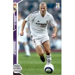Zidane Real Madrid 195 Megacracks 2005-06