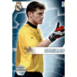 Casillas Mega Porteros 404 Megacracks 2005-06