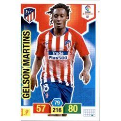 Gelson Martins Atlético Madrid 51