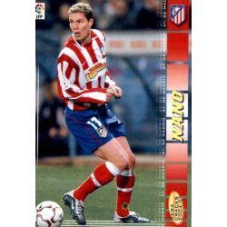 Nano Atletico Madrid 50 Megacracks 2004-05
