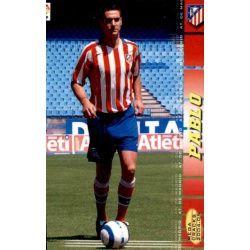 Pablo Atletico Madrid 41 Megacracks 2004-05