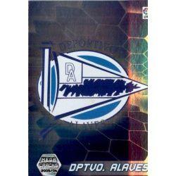 Emblem Alavés 1 Megacracks 2005-06