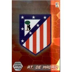 Emblem Atlético Madrid 37 Megacracks 2005-06