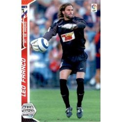 Leo Franco Atlético Madrid 38 Megacracks 2005-06