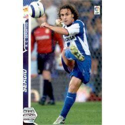 Sergio Deportivo Coruña 138 Megacracks 2005-06