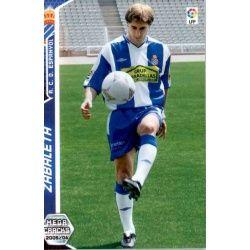 Zabaleta Espanyol 156 Megacracks 2005-06