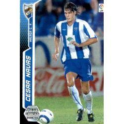 Cesar Navas Málaga 204 Megacracks 2005-06