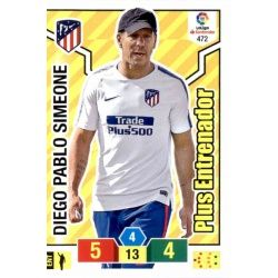 Diego Pablo Simeone Plus Entrenador 472