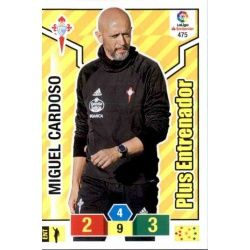 Miguel Cardoso Plus Entrenador 475