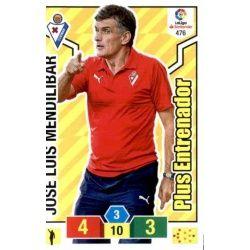 José Luis Mendilibar Plus Entrenador 476