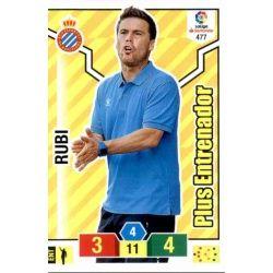 Rubi Plus Entrenador 477