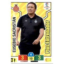 Eusebio Sacristán Plus Entrenador 479