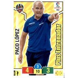 Paco López Plus Entrenador 482