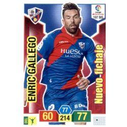 Enric Gallego Nuevo fichaje 197 Bis