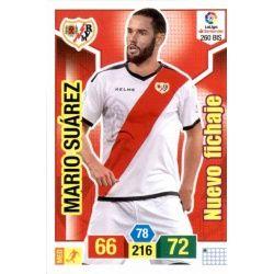 Mario Suárez Nuevo fichaje 260 Bis