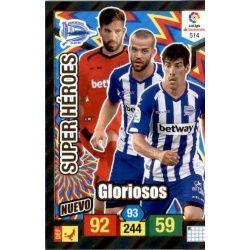 Gloriosos Nuevo Super Heroes 514