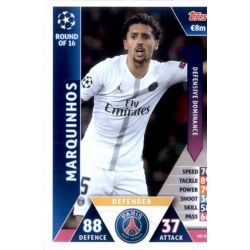 Marquinhos Paris Saint‐Germain OD02