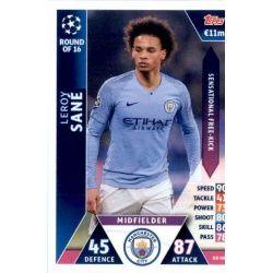 Leroy Sané Manchester City OD08