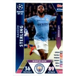 Raheem Sterling Manchester City OD09