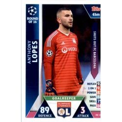 Anthony Lopes Olympique Lyon OD10