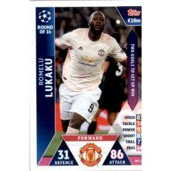 Romero Lukaku Manchester United OD12