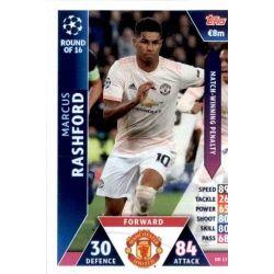 Marcus Rashford Manchester United OD13
