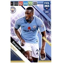 Benjamin Mendy Manchester City UE2 FIFA 365 Adrenalyn XL