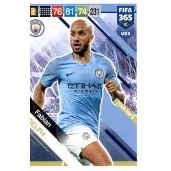 Fabian Delph Manchester City UE3