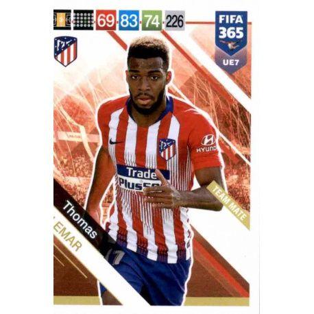 3a26aa6d9 Buy Trading Cards UE7 Thomas Lemar Panini Fifa 365 Adrenalyn Xl 2019 ...