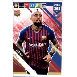 Arturo Vidal Barcelona UE11