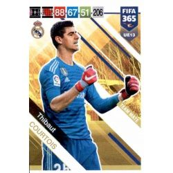 Thibaut Courtois Real Madrid UE13 FIFA 365 Adrenalyn XL