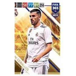 Dani Ceballos Real Madrid UE15 FIFA 365 Adrenalyn XL
