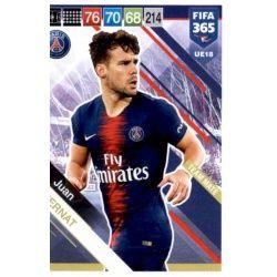 Juan Bernat Paris Saint-Germain UE18 FIFA 365 Adrenalyn XL
