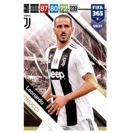 7727df552 Offer Trading Cards UE37 Leonardo Bonucci Fifa 365 Adrenalyn Xl 2019 ...