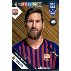Lionel Messi Gold Captains UE99