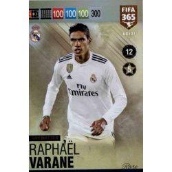 Raphaël Varane Rare Top Masters UE131