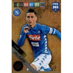 José Callejón Limited Edition Fifa 365