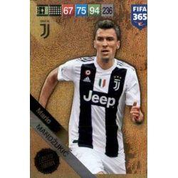 Mario Mandzukic Limited Edition Fifa 365