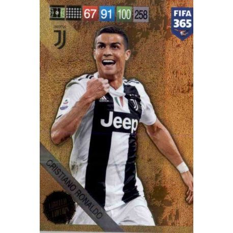 PANINI ADRENALYN XL FIFA 365 2019 UPDATE LIMITED EDITION MELGAREJO LIMITED