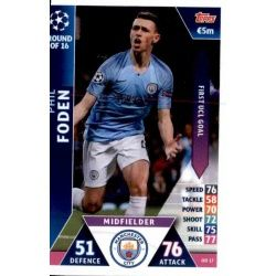 Phil Foden Manchester City OD17