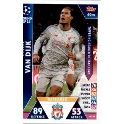 Virgil Van Dijk Liverpool OD18