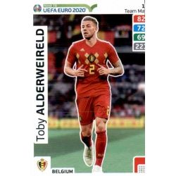 Toby Alderweireld Belgium 11 Adrenalyn XL Road To Uefa Euro 2020