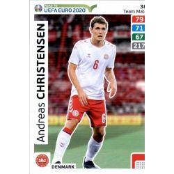 Andreas Christensen Denmark 38