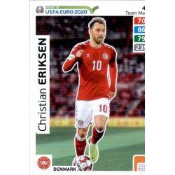 Christian Eriksen Denmark 40