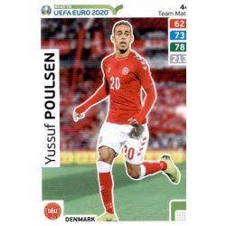 Yussuf Poulsen Denmark 44